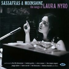 Sassafras & Moonshine: The Songs of Laura Nyro by Various Artists (CD,...