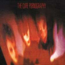 Pornography (remastered) - The Cure CD POLYDOR