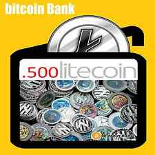 .5 Litecoin Crypto Currency Guaranteed Deliver Direct to Your Wallet!