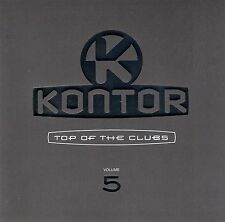 KONTOR TOP OF THE CLUBS VOL. 5 / 2 CD-SET (POLYSTAR 545 330-2) - TOP-ZUSTAND