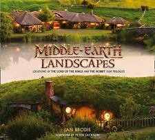 Middle-earth Landscapes: Locations in The Lord of the Rings and The Hobbit Film