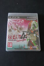 PS3 : WAY OF THE SAMURAI 4 - Nuovo, sigillato! Solo per Playstation 3