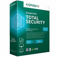 Kaspersky Internet Security 3 Devices 1 Year Digital Key