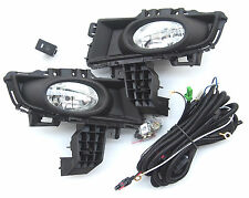 Mazda 3 BK 2007-2009 Saloon  FOG LAMP LIGHTS Front Fog Light one Set LH+RH