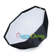 80cm/32in Octagon Softbox Selens umbrella Reflector soapbox For SpeedLight/Flash