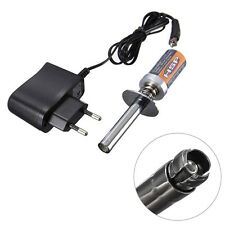 REDCAT RACING HSP RC Nitro Car Rechargeable Glow Plug Igniter w/ Charger EU Plug