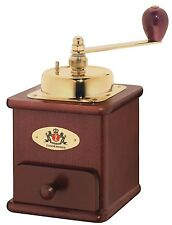 Zassenhaus Brasilia Manual Coffee Grinder Mill Mahogany made in Germany