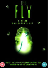 THE FLY COLLECTION - DVD - REGION 2 UK