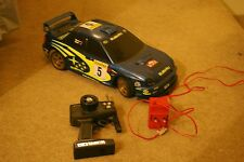 Tamiya 1/10 Battery rc Radio controlled car