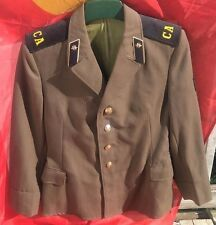 WW 2 ORIGINAL RUSSIAN MILITARY TUNIC