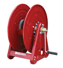 "REELCRAFT CA32106 L  Hand Crank Hose Reel 1/2"" x 100ft. 1000 psi, Without Hose"