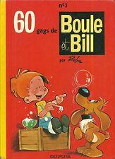 BD : BOULE ET BILL N° 3 / DUPUIS