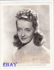 Bette Davis The Sisters VINTAGE Photo