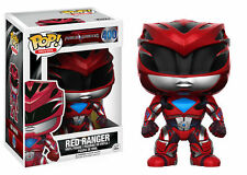 "POWER RANGERS - RED RANGER 3.75"" POP VINYL FIGURE 400 UK SELLER IN STOCK"