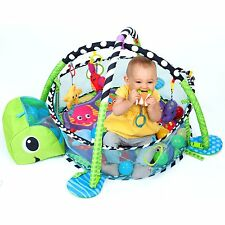 Baby Activity Gym Center Infant Toddler Floor Area Toy Fun Play Mat Game Crawl