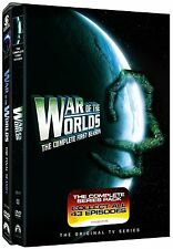 War of the Worlds: Complete Series Pack (DVD, 2010, 11-Disc Set)