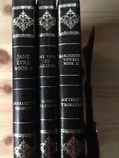 Peebles Classic Library Three Book Collection: Bronte Goldsmith Trollope
