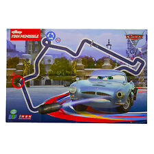 Disney Cars 2 Poster Kids Wall Art Film Characters Racing Finn McMissile PRE354