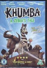 Khumba: Una Zebra Tale (DVD) - Nuovo E Sigillato