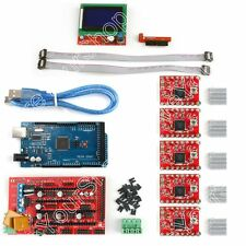3D Printer Kit RAMPS 1.4+ Mega2560+ A4988+ 12864 LCD Controller For Arduino