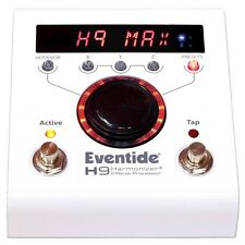 Eventide H9 Max Stereo Time Delay Modulation Pitch Space Guitar Effects Pedal