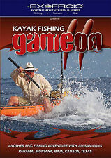 Kayak Fishing: Game on 2: Another Epic Fishing Adventure with Jim Sammons:...