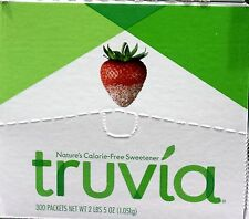 Truvia  400 Packets Nature's 0 Calorie  Natural Sweetener