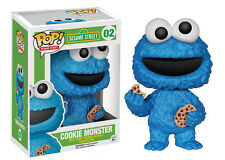 Funko Pop TV Sesame Street: Cookie Monster Vinyl Action Figure Collectible Toy