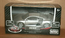 1/43 Scale Audi R8 GT Coupé Sports Car Diecast Model - Quattro All Wheel Drive