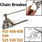 Motorcycle motor Bike Heavy Duty Chain Cutter Breaker Tool 415 420 530 TL0001