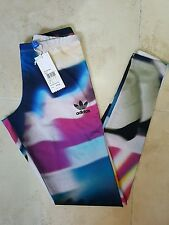 Haut femme ADIDAS originals chaussure chaos leggings-taille 10 bnwt rrp £ 30