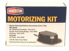 HO Scale Walthers Cornerstone 933-1050 DC Motor & Gearbox