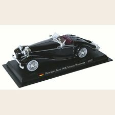 Mercedes-Benz - 1937 German diecast model 1:43 Legendary Cars Collection No 22