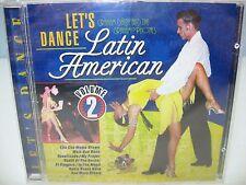LET'S DANCE LATIN AMERICAN V-2 Graham Dalby & the Grahamophones, Let's Dance NEW