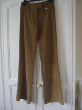 Karen Millen Trousers Size 8 Colour Camel