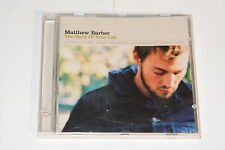 MATTHEW BARBER - THE STORY OF YOUR LIFE - MUSIC CD 2004 NEW SEALED