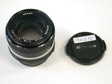 NIKON Ais MF Nikkor 1,4/50 50 50mm F1,4 1,4 fast aperture /17