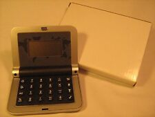 *New* ROBOTIC Flip-open CALCULATOR Hand-held [j14]