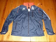 ADIDAS GREAT BRITAIN CYCLING TEAM RAIN JACKET SIZE 42/44 BNWT