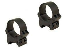 NEW LEUPOLD PRW SCOPE RINGS MEDIUM MATTE BLACK 30MM 54167