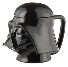STAR WARS GUERRE STELLARI TAZZA MUG CUP DARTH VADER HELMET ELMO CERAMIC CASCO 1