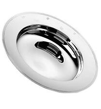 """SOLID SILVER 7"""" AMARDA / ARMADA / DRAKES DISH (NEW) By Carr's FEATURE HALLMARK"""