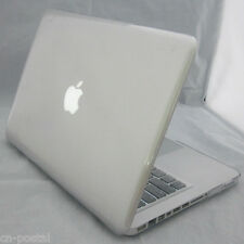 Transparent Clear Crystal Hard Case Cover Clip for Apple MacBook Pro 13.3 A1278