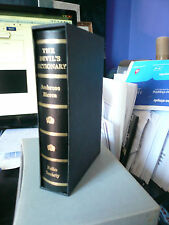 The Devil's Dictionary by Ambrose Bierce published by the Folio Society