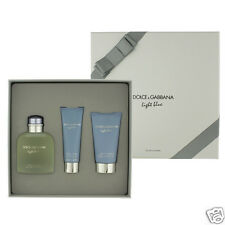 Dolce & Gabbana Light Blue pour Homme EDT 125 ml + ASB 75 ml + SG 50 ml (man)