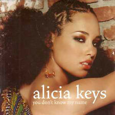 ★☆★ CD Single Alicia KEYS You don't know my name CARD SLEEVE 2-track  ★☆★ NEW