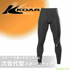 Koar BX1000 Long Tights XXL Black