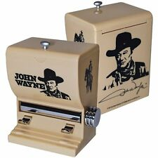 John Wayne Toothpick Dispenser - Licensed with Accents