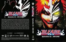 Bleach (1 - 366End + 4 Movie + OVA) ~ 21-DVD ~ DHL Express USA~ English Language