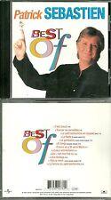 CD - PATRICK SEBASTIEN : Le meilleur de PATRICK SEBASTIEN / BEST OF